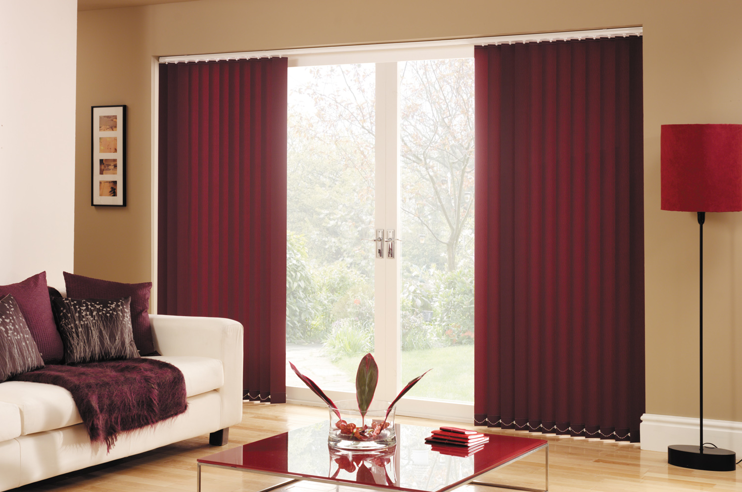 What Are The Ideal Blinds For French Doors Denton Blinds