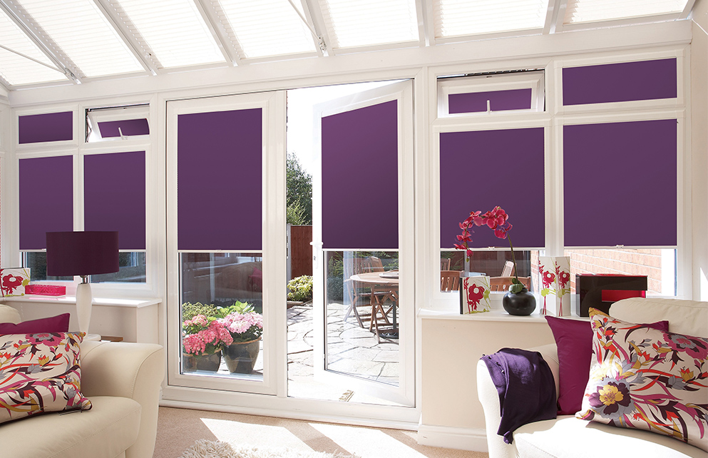 Made To Measure Conservatory Blinds Burton Upon Trent