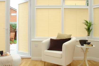 cream perfect fit blinds