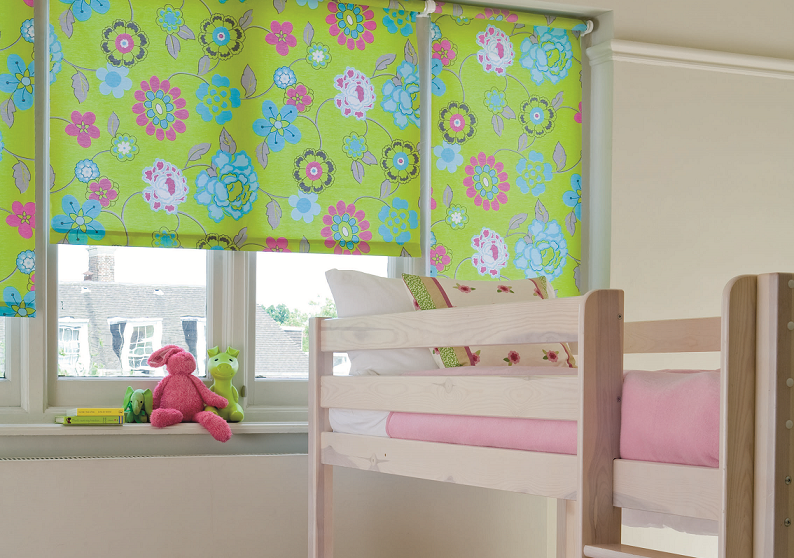 Blinds for children s rooms denton blinds for Blinds for kids rooms