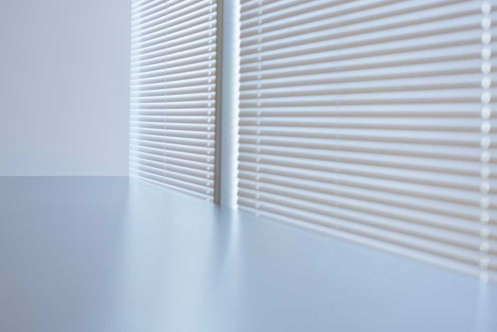 Denton Blinds - Bay Window Blinds